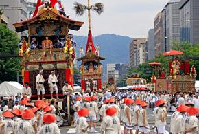 京都 祇園祭り