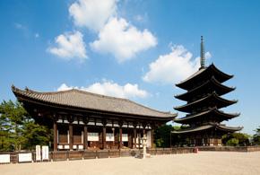 世界遺産 興福寺